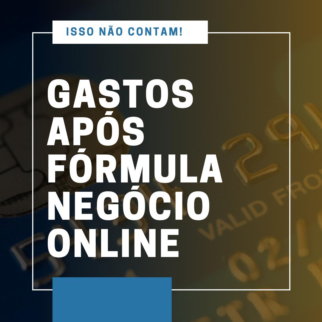 formula negócio online promoção